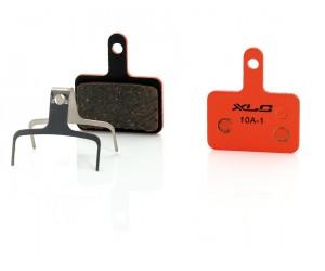 Plaquettes de frein XLC BP-D07 / Shimano / Tektro, Organiques