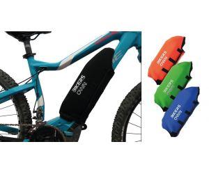 Protec.p.batterie cadre Yamaha BikersOwn Case4rain© noir/bleu