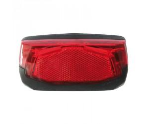 Eclairage arrière LED Spanninga pour batterie de porte-bagage Yamaha