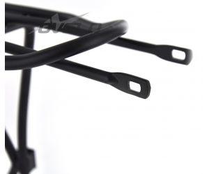 Porte bagage modèle pliant noir