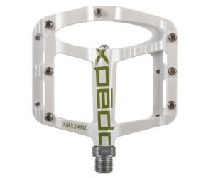 "Pédales Xpedo Spry Blanc 9/16"" (VTT, Freeride)"