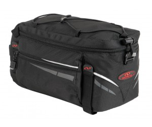 sacoche porte-bagages Idaho Active Serie noir