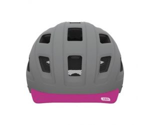 Casque ABUS HYBAN Label Grey M (52-58cm)