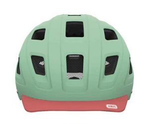 Casque ABUS HYBAN Label Green M (52-58cm)