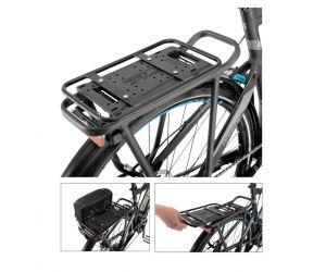 Set étrier pour sacoches XLC carry more convient pour adaptateurs XLC carry more