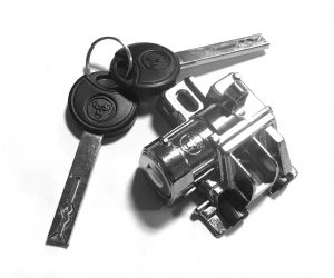 Barillet/Serrure Trelock pour YAMAHA GEN2 RS450