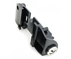 Barillet / Serrure Batterie BOSCH (Montage porte bagages))