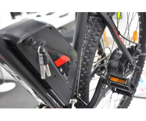 13AH Battery for Electric Mountainbike