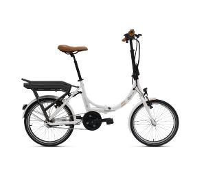 Vélo électrique pliant O2Feel PEPS Bas N7C 2018