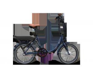 Vélo électrique pliant O2 Feel Peps bas N7C