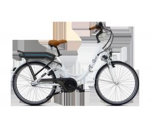 Vélo électrique O2 FEEL VALDO N3 rouge Center 2016
