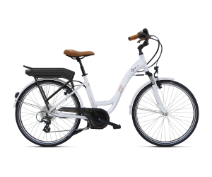 Vélo électrique O2 FEEL VOG Blanc 2015
