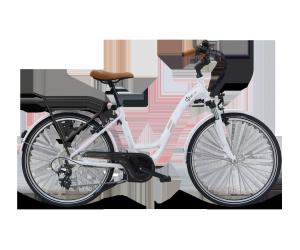 Vélo électrique O2 FEEL VOG D8 C  2016