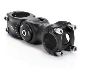 Potence XLC Comp A-Head ST-T14 alu noir, 0-60°, 1 1/8'', Ø 31,8 mm, 110 mm