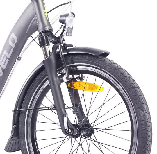 Zoom Fork - Adjustable on all Roads