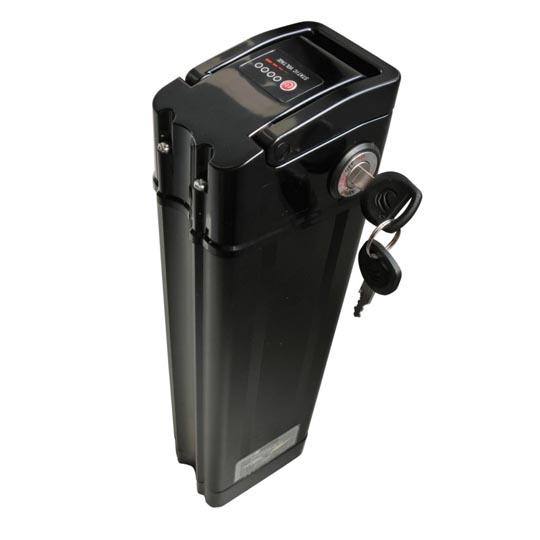 Choose your Battery Capacity: 9Ah/11Ah/13Ah - Extended Lifespan